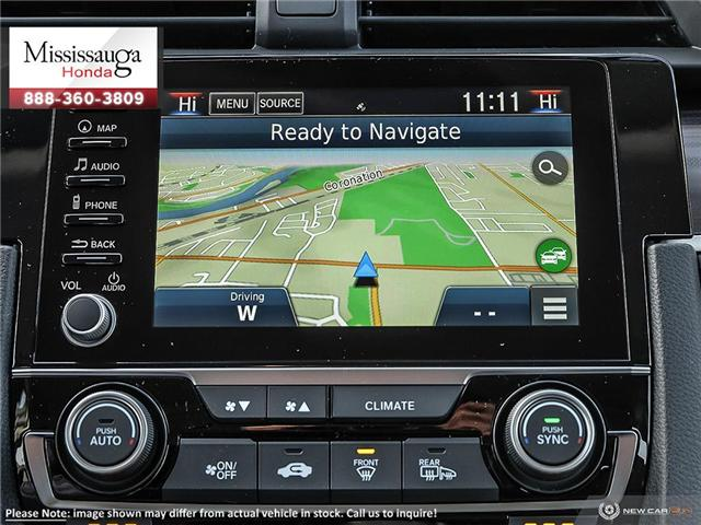 2019 Honda Civic Touring (Stk: 326430) in Mississauga - Image 18 of 23