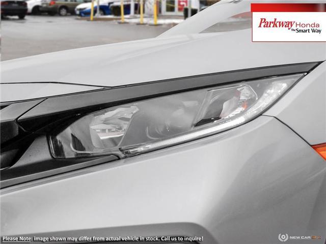 2019 Honda Civic LX (Stk: 929456) in North York - Image 10 of 23