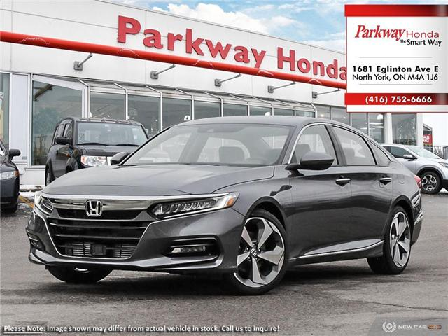 2019 Honda Accord Touring 1.5T (Stk: 928088) in North York - Image 1 of 23