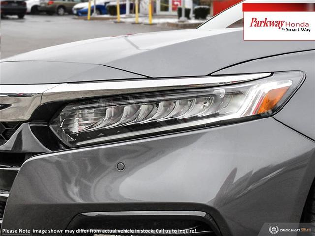 2019 Honda Accord Touring 1.5T (Stk: 928088) in North York - Image 10 of 23