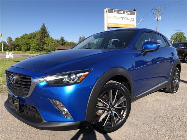 2016 Mazda CX-3 GT (Stk: -) in Kemptville - Image 1 of 30