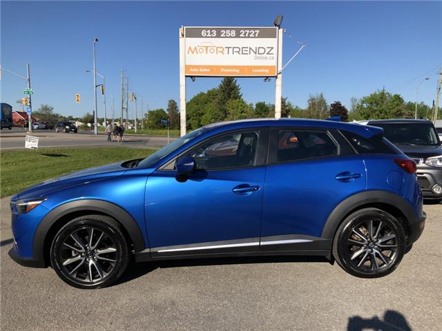 2016 Mazda CX-3 GT (Stk: -) in Kemptville - Image 2 of 30