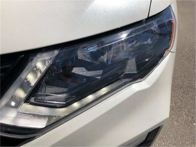 2018 Nissan Rogue SV FWD, Remote starter, Alloy wheels  at