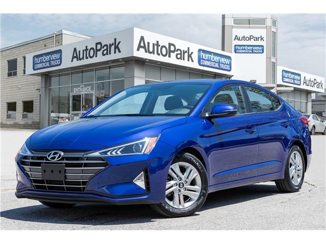 2019 Hyundai Elantra Preferred (Stk: ) in Mississauga - Image 1 of 27