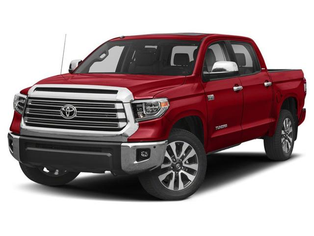2019 Toyota Tundra Platinum 5.7L V8 (Stk: 9TN731) in Georgetown - Image 1 of 9
