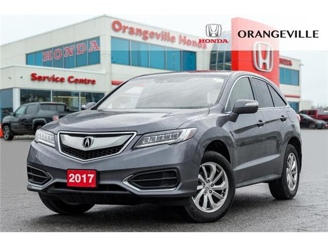 2017 Acura RDX Tech (Stk: U3154) in Orangeville - Image 1 of 20