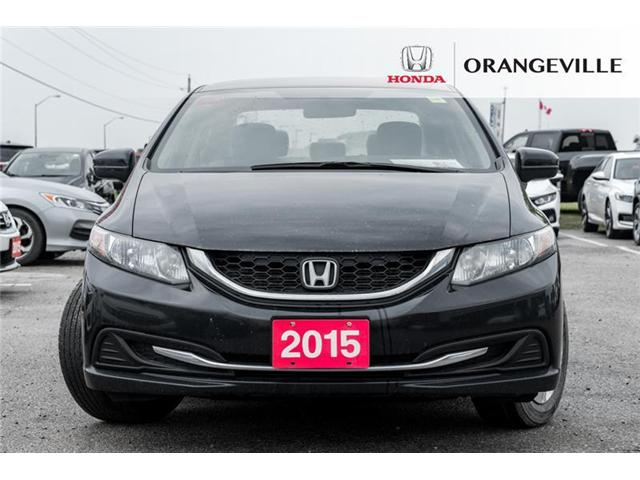 2015 Honda Civic LX (Stk: U3160) in Orangeville - Image 2 of 20