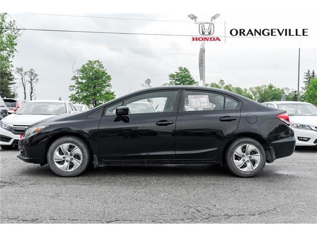 2015 Honda Civic LX (Stk: U3160) in Orangeville - Image 3 of 20