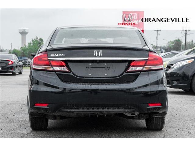 2015 Honda Civic LX (Stk: U3160) in Orangeville - Image 6 of 20