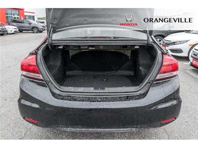 2015 Honda Civic LX (Stk: U3160) in Orangeville - Image 7 of 20