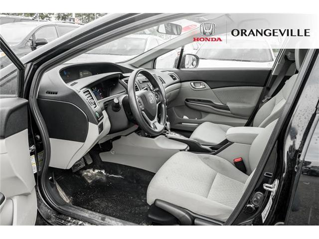 2015 Honda Civic LX (Stk: U3160) in Orangeville - Image 8 of 20