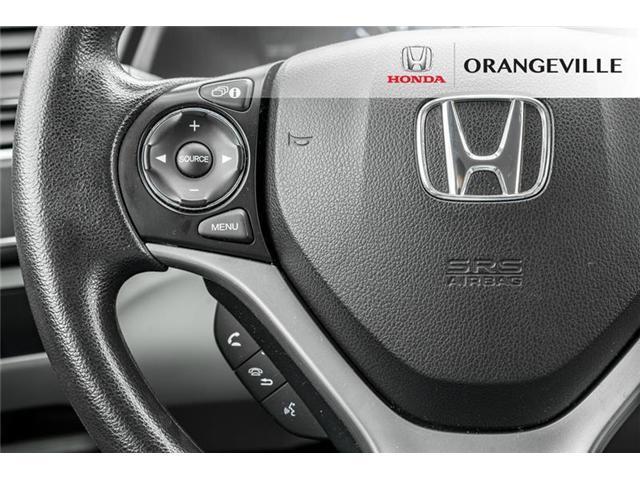 2015 Honda Civic LX (Stk: U3160) in Orangeville - Image 10 of 20