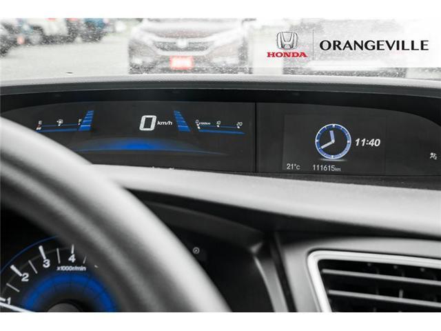 2015 Honda Civic LX (Stk: U3160) in Orangeville - Image 12 of 20