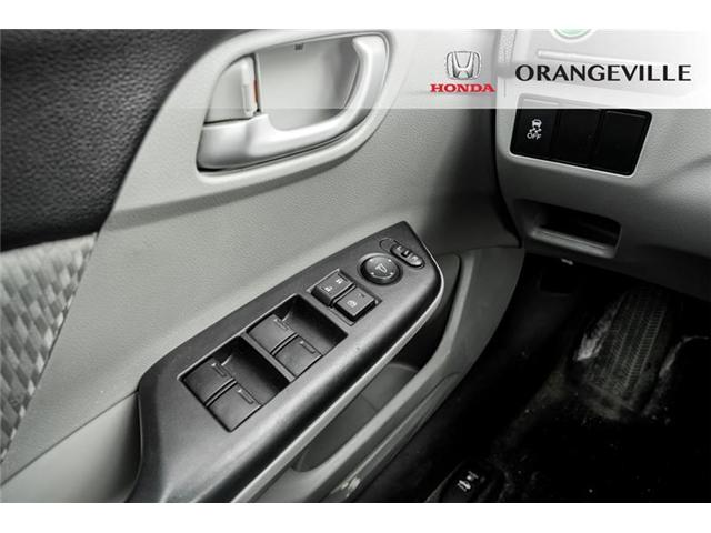 2015 Honda Civic LX (Stk: U3160) in Orangeville - Image 14 of 20