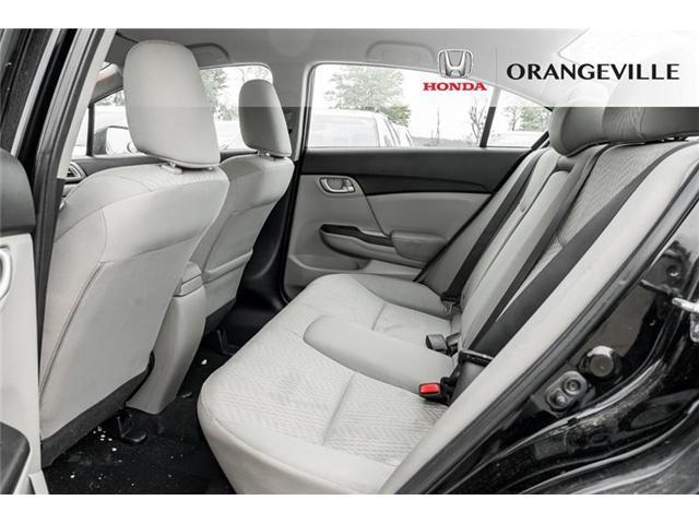 2015 Honda Civic LX (Stk: U3160) in Orangeville - Image 18 of 20