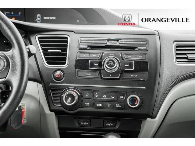 2015 Honda Civic LX (Stk: U3160) in Orangeville - Image 20 of 20
