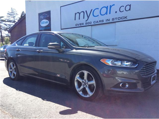 2016 Ford Fusion SE (Stk: 190819) in Richmond - Image 1 of 20