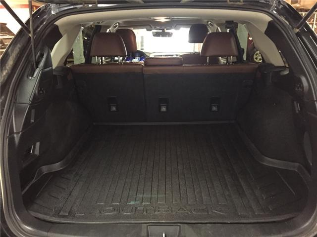 2017 Subaru Outback 2.5i Premier Technology Package (Stk: P311) in Newmarket - Image 10 of 22