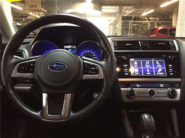 2017 Subaru Outback 2.5i Premier Technology Package (Stk: P311) in Newmarket - Image 13 of 22