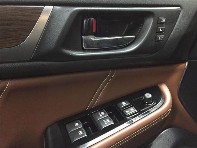 2017 Subaru Outback 2.5i Premier Technology Package (Stk: P311) in Newmarket - Image 20 of 22