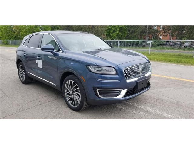 2019 Lincoln Nautilus Reserve (Stk: 19NS2118) in Unionville - Image 1 of 17