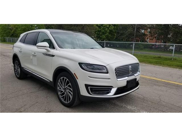 2019 Lincoln Nautilus Reserve (Stk: 19NS2119) in Unionville - Image 1 of 17