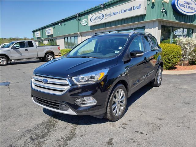 2018 Ford Escape Titanium (Stk: 10414) in Lower Sackville - Image 1 of 17