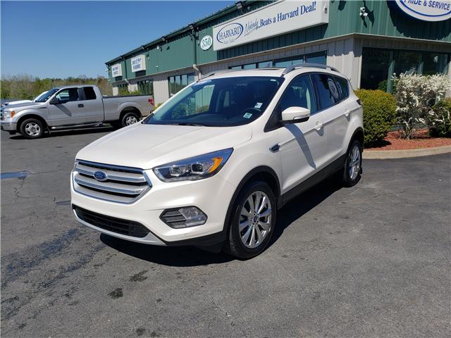 2018 Ford Escape Titanium (Stk: 10413) in Lower Sackville - Image 1 of 15