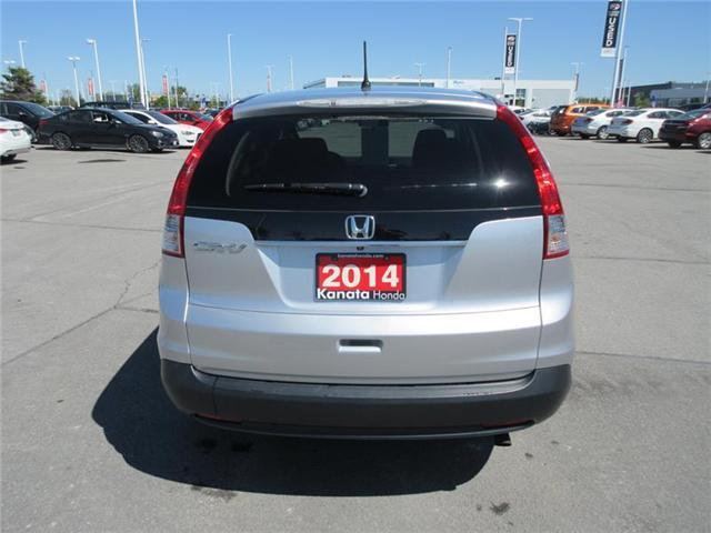 2014 Honda CR-V LX (Stk: K14411A) in Ottawa - Image 10 of 18