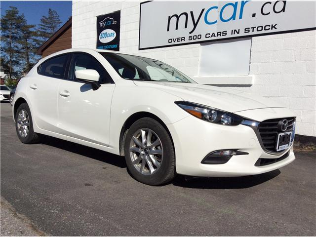 2018 Mazda Mazda3 Sport GS (Stk: 190844) in Richmond - Image 1 of 21