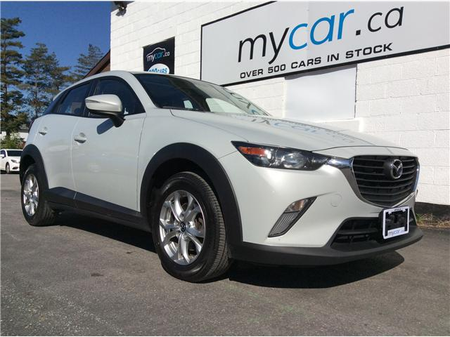 2016 Mazda CX-3 GS (Stk: 190741) in Kingston - Image 1 of 21