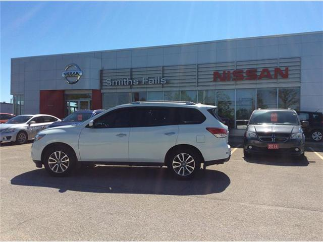 2015 Nissan Pathfinder SV (Stk: 19-060B) in Smiths Falls - Image 1 of 13