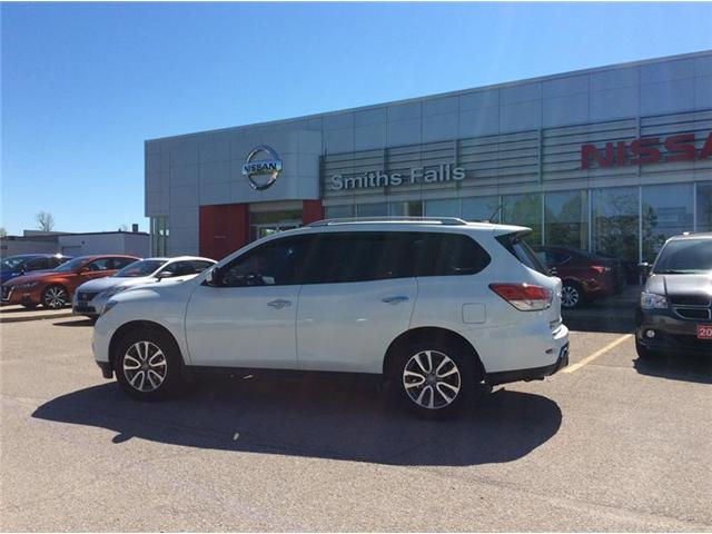 2015 Nissan Pathfinder SV (Stk: 19-060B) in Smiths Falls - Image 2 of 13