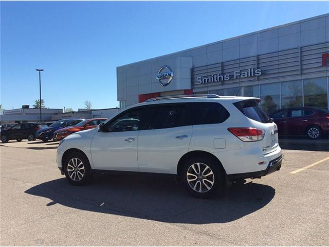 2015 Nissan Pathfinder SV (Stk: 19-060B) in Smiths Falls - Image 3 of 13