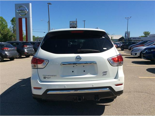 2015 Nissan Pathfinder SV (Stk: 19-060B) in Smiths Falls - Image 4 of 13