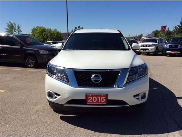 2015 Nissan Pathfinder SV (Stk: 19-060B) in Smiths Falls - Image 5 of 13