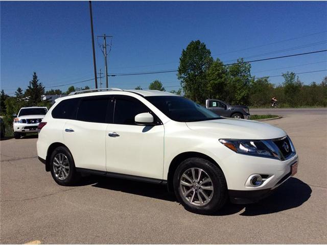 2015 Nissan Pathfinder SV (Stk: 19-060B) in Smiths Falls - Image 6 of 13