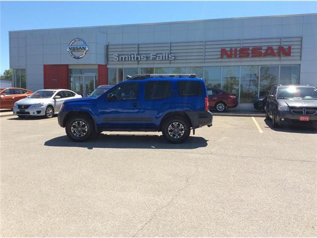 2015 Nissan Xterra PRO-4X (Stk: 19-243A) in Smiths Falls - Image 1 of 13