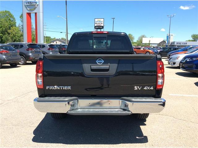 2019 Nissan Frontier SV (Stk: 19-029) in Smiths Falls - Image 3 of 12