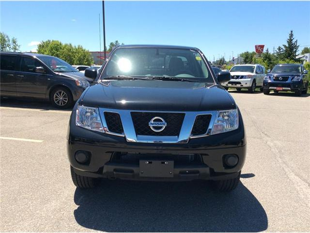2019 Nissan Frontier SV (Stk: 19-029) in Smiths Falls - Image 4 of 12