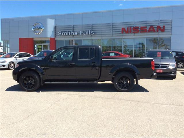 2019 Nissan Frontier Midnight Edition (Stk: 19-075) in Smiths Falls - Image 3 of 12