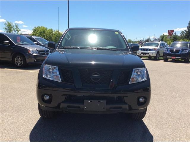 2019 Nissan Frontier Midnight Edition (Stk: 19-075) in Smiths Falls - Image 5 of 12
