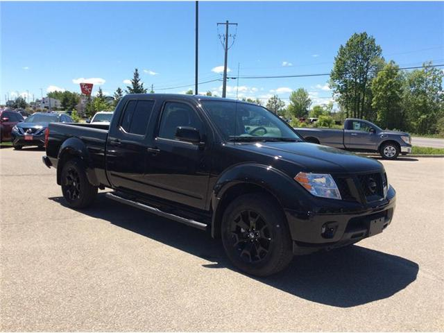 2019 Nissan Frontier Midnight Edition (Stk: 19-075) in Smiths Falls - Image 6 of 12