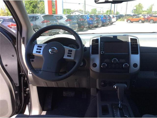 2019 Nissan Frontier Midnight Edition (Stk: 19-075) in Smiths Falls - Image 10 of 12