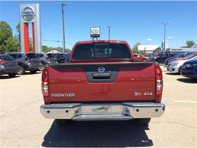 2019 Nissan Frontier SV (Stk: 19-120) in Smiths Falls - Image 4 of 12