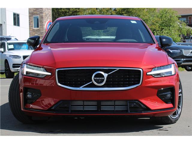 2019 Volvo S60 T6 R-Design (Stk: V190191) in Fredericton - Image 2 of 24