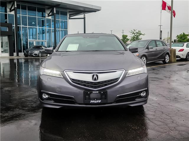 2017 Acura TLX Base (Stk: 38991A) in Kitchener - Image 2 of 26
