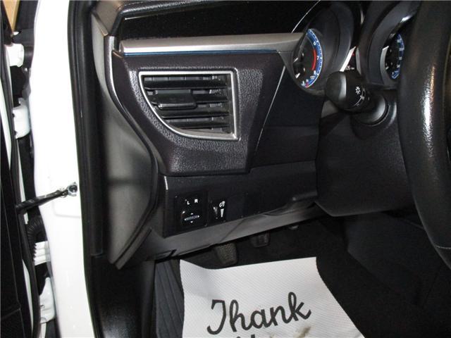2016 Toyota Corolla S (Stk: 2010321 ) in Regina - Image 13 of 27