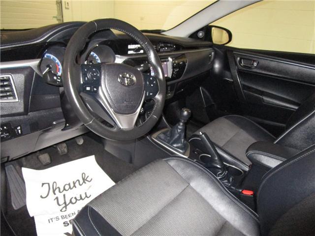 2016 Toyota Corolla S (Stk: 2010321 ) in Regina - Image 14 of 27