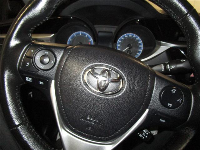 2016 Toyota Corolla S (Stk: 2010321 ) in Regina - Image 15 of 27